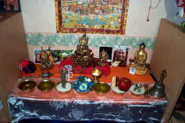 How To Make His Own Altar At Home